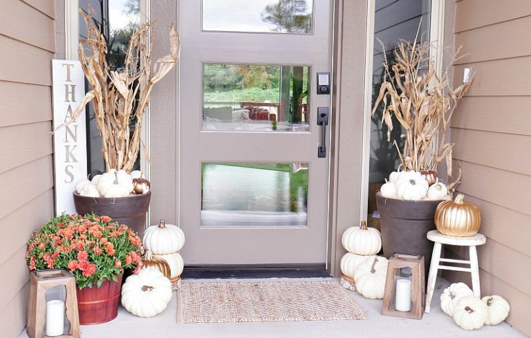 How To Decorate Your Front Porch 5 Festive Ways To Decorate Your Front Porch For Fall