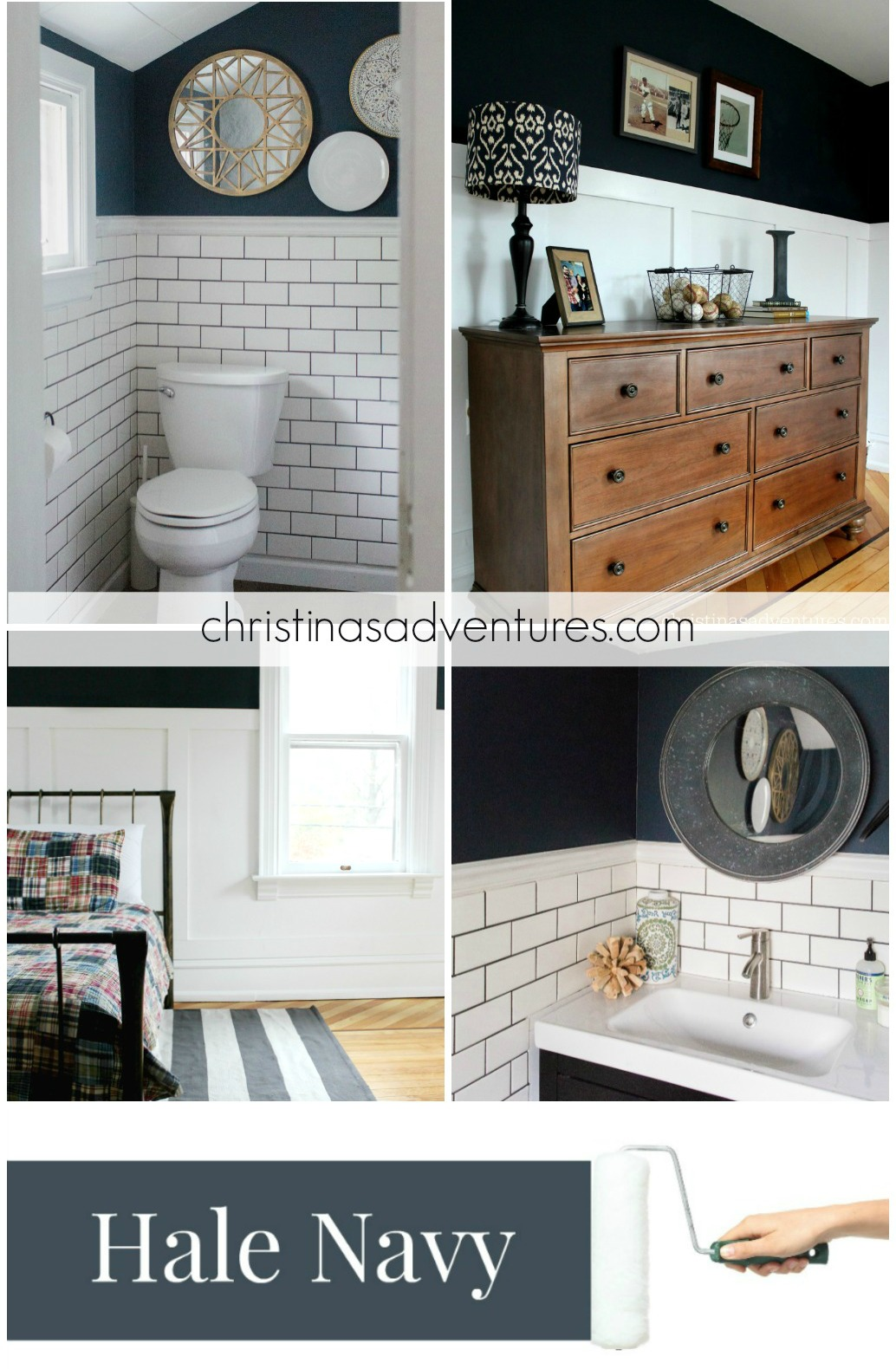 Best Benjamin Moore Gray Colors Our House Modern Farmhouse Paint Colors Christinas Adventures