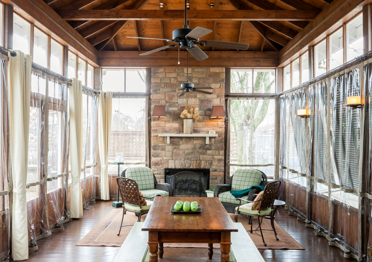 Heat Your Porch All Winter Long The Porch Companythe