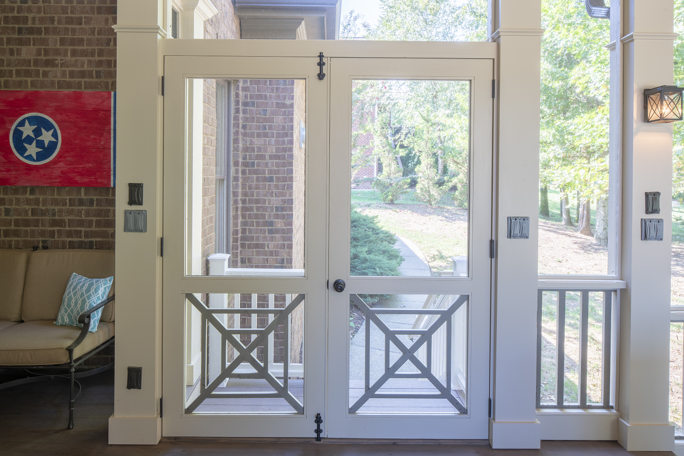 You Just Can T Top A Screen Door From The Porch Company