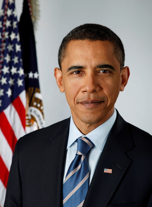 Official Portrait of President Obama