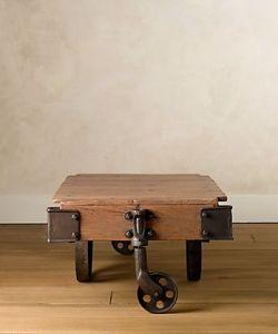 furniture factory cart restoration hardware design 2