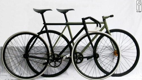 Fixed Gear Bicycles by Focale 44