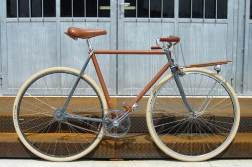 Ateliers d'Embellie Porteur Bicycle