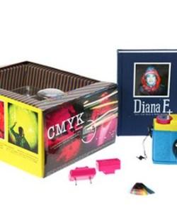 Lomography Diana F+ CMYK Edition
