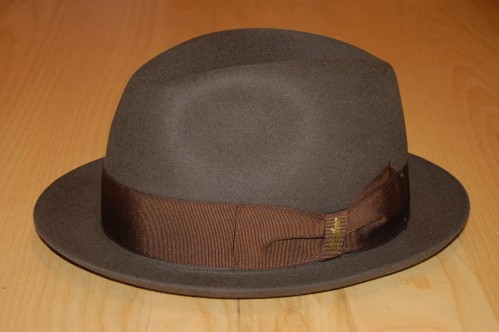 Borsalino Rain-Proof Hats [Made in Italy]