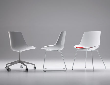 Flow Chair by Jean-Maire Massaud [Design]