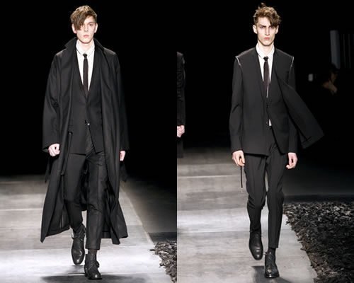 Video Dior Homme Fall 2010 Paris Fashion Week Por