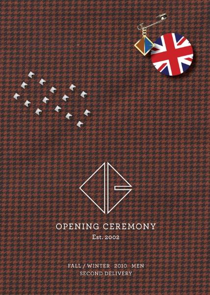 Opening Ceremony Fall 2010 Part II [British Invasion]