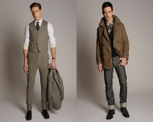 Billy Reid Fall/Winter 2010 [GQ/CFDA Best New American Menswear Designer]