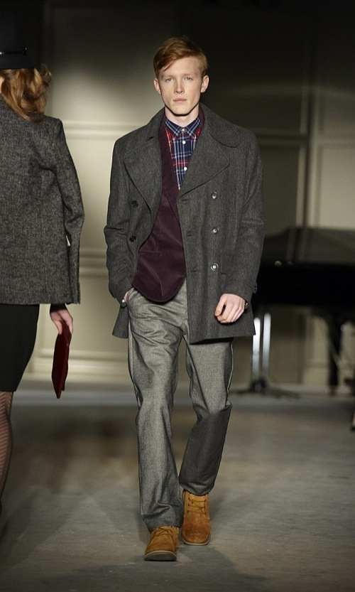 Stockholm: Filippa K Fall 2010 [Fashion Week by Berns]