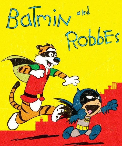 Batmin and Robbes