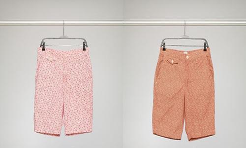 Post Overalls Menpolini Shorts