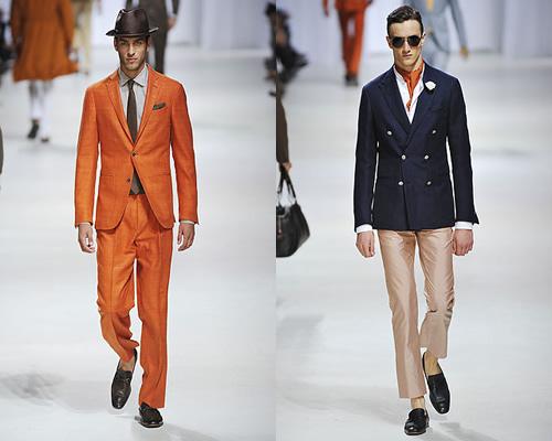 Milan Fashion Week: Ermenegildo Zegna Spring 2011