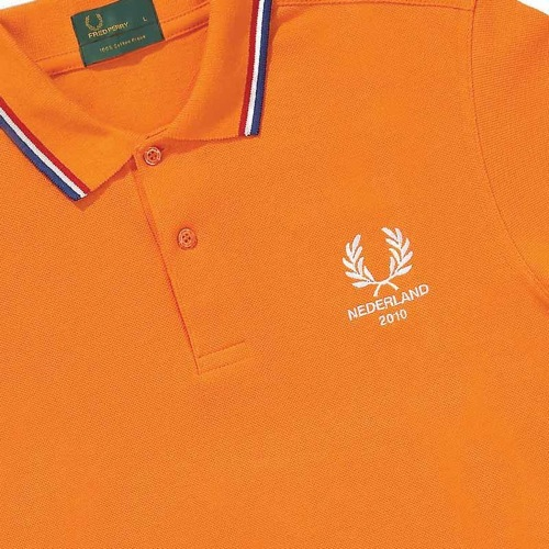 Fred Perry Polos for 2010 World Cup [Limited Edition]