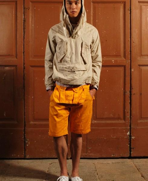 Milan Fashion Week: Woolrich Woolen Mills Spring 2011