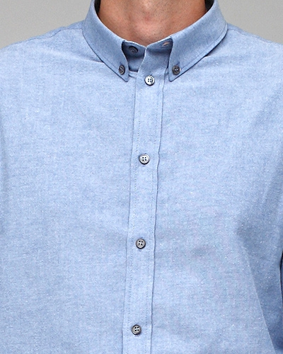 A.P.C. New Button Down Oxford Shirt