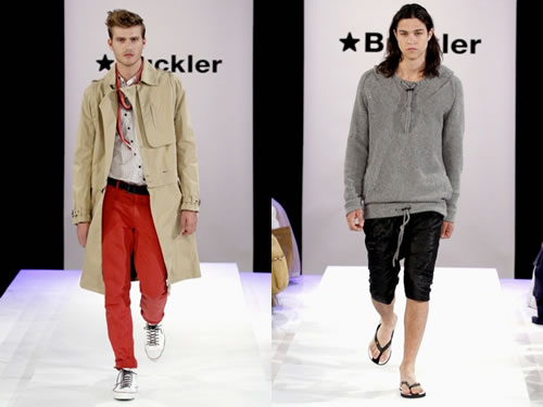 NYFW | Buckler Spring/Summer 2011