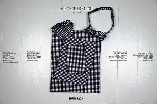 Alexander Olch Spring/Summer 2011 Lookbook