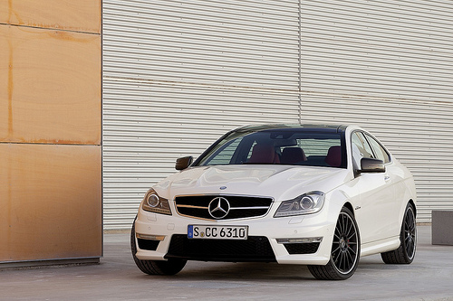 Introducing | 2012 Mercedes-Benz C63 AMG Coupe