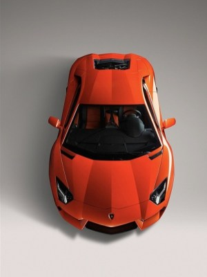 Introducing | 2012 Lamborghini Aventador LP700-4