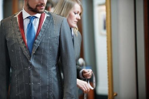 Gieves & Hawkes | Savile Row Bespoke Tailors USA Trip 2011