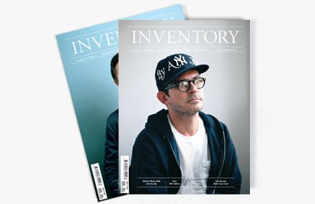 Inventory Magazine Issue No. 4, Spring/Summer 2011