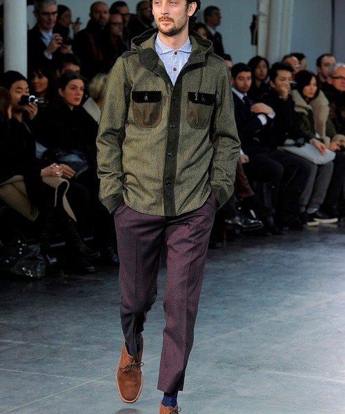 Junya Watanabe Fall/Winter 2011 Presentation Video
