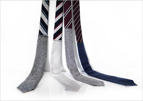 Lanvin Neckties & Bowties Fall/Winter 2011