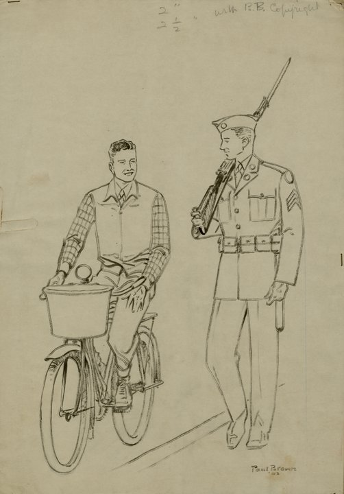 Brooks Brothers Military Heritage Archives
