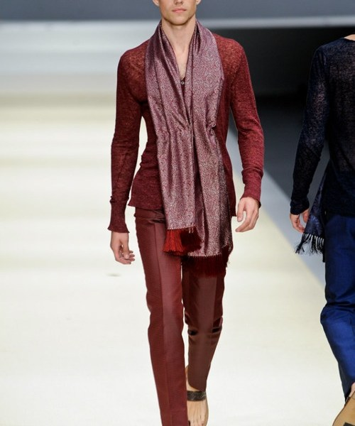 Milan Fashion Week | Canali Spring/Summer 2012