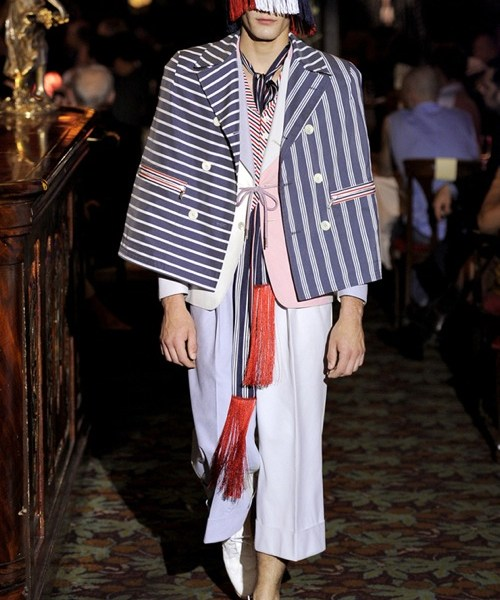 Paris Fashion Week | Thom Browne Spring/Summer 2012