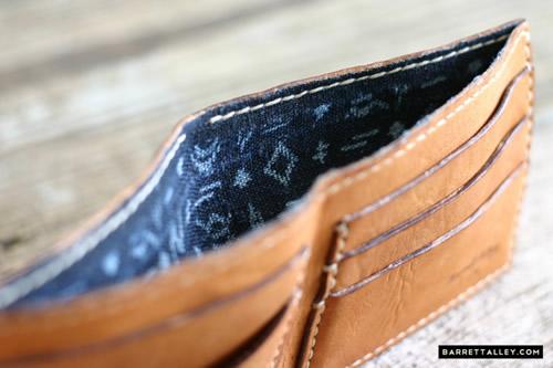 Barrett Alley Devilish Wallet