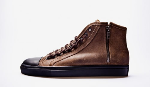 Maison Martin Margiela Hi-Cut Sneaker Fall/Winter 2011