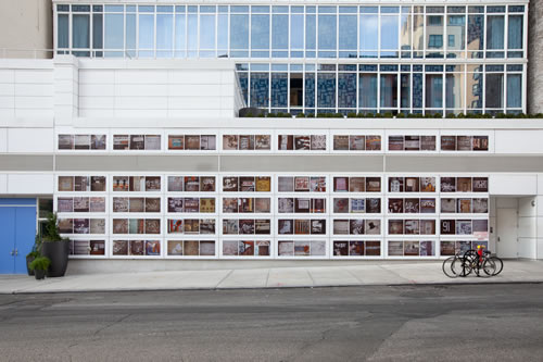 Sol LeWitt Installation at Mondrian SoHo