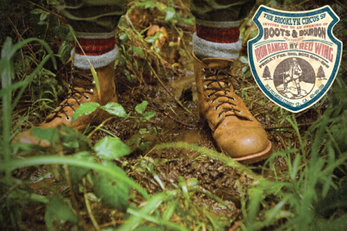 The Brooklyn Circus x Red Wing Heritage Iron Ranger Looks
