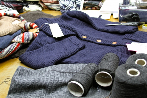 G.R.P. Knitwear Factory Tour Carmignano - Florence, Italy