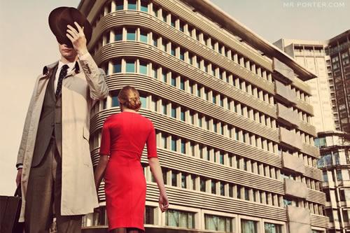 MR PORTER | Sterling Work, Mad Men Inspired Looks