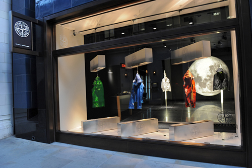 Stone Island London New Flagship Store Now Open