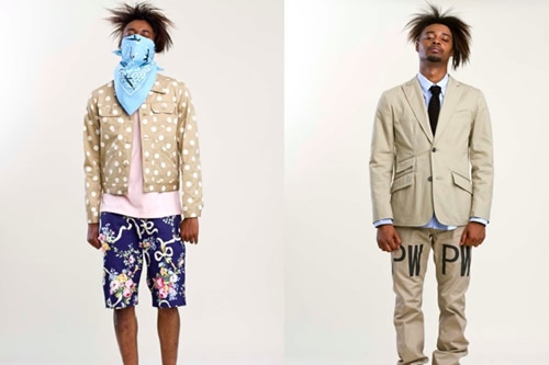Mark McNairy Spring/Summer 2013 New Amsterdam Lookbook
