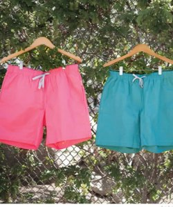 Onia Summer 2012 Lookbook - Men's Swimwear