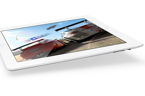 Apple's 4th-Generation iPad with Retina Display