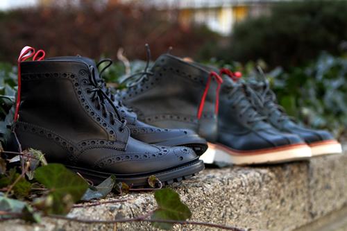 Ronnie Fieg x Grenson 2013 Footwear Collection