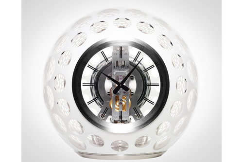 Hermès Atmos Clock by Jaeger-LeCoultre