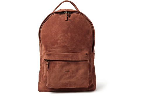 Ami Suede Backpack