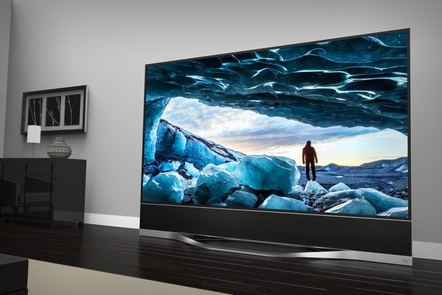 VIZIO's Reference Series Ultra-HD LED Smart TV