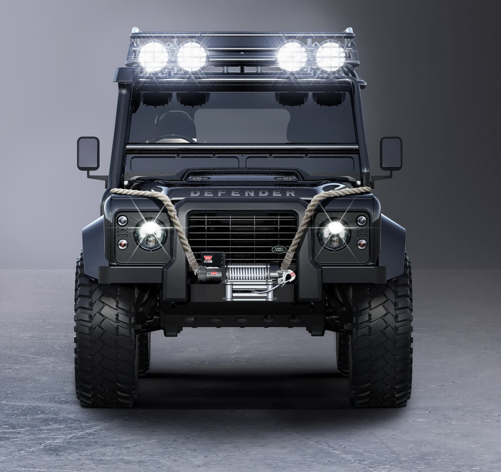 The Land Rover Defender In Spectre: One Last Ride