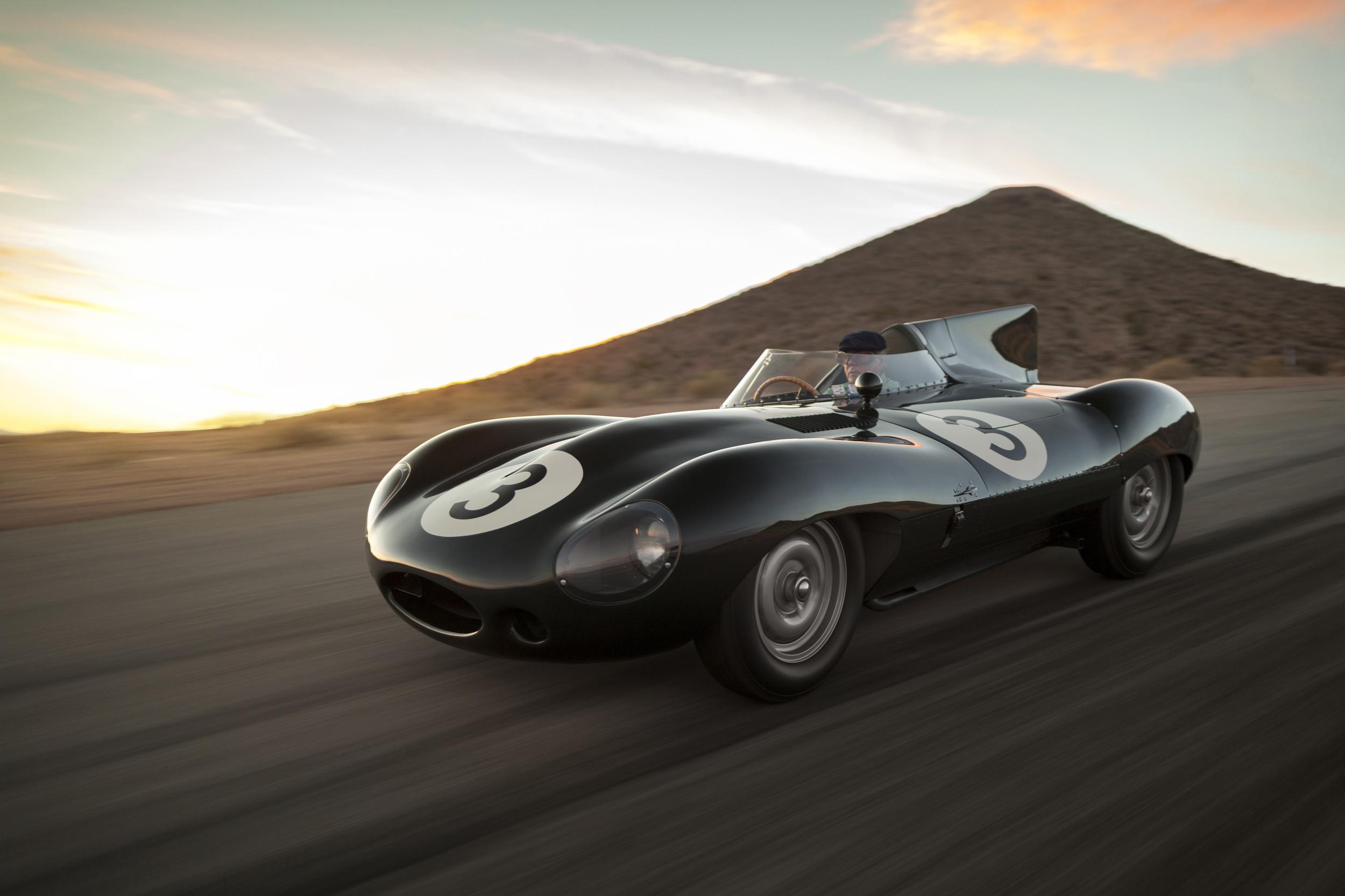 Racing Car Wallpaper 1080p For Auction Rare 1956 Jaguar D Type Works Long Nose