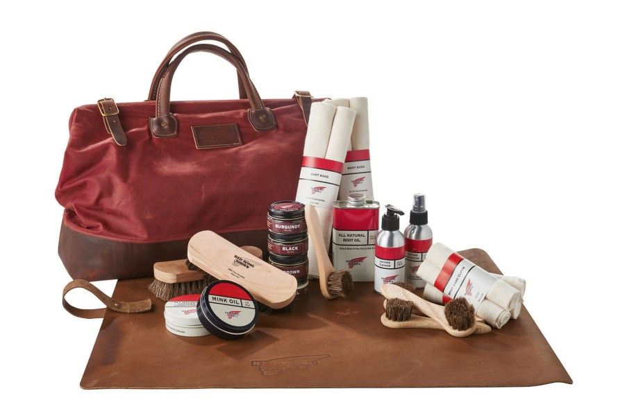 The Red Wing Heritage Master Care Kit-01