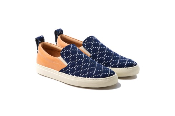 GREATS x United Arrows & Sons Wooster Slip-on-01
